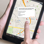 Mobile CRM for consumer electronics
