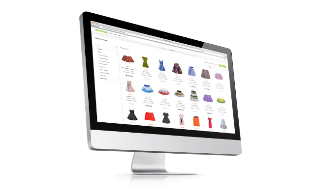 fashion B2B eCommerce
